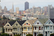 Alamo Square, San Francisco..