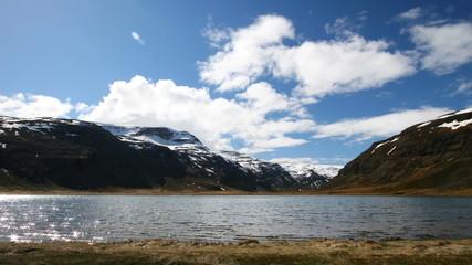 Kaldsbakvatn, Westfjords, Iceland