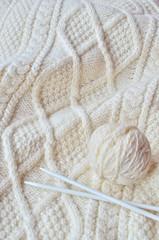 Irish handmade sweater