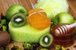 Fruchtseife