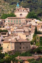 village of Valldemossa in Mallorca