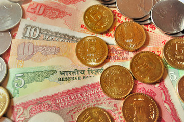 Indian Currency and Coin