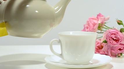 tè e rose