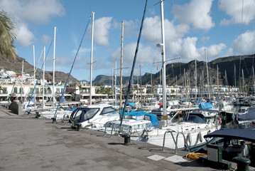 Puerto de Mogan Harbour