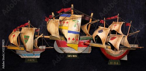 Columbus Ships - 32399821