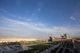 Naqsh-e Jahan Square and Imam mosque in Esfahan