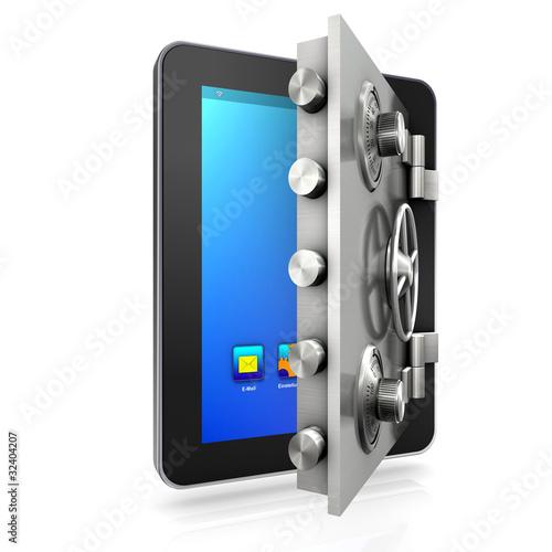 Tablet Sicherheit - 32404207
