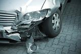 Fototapety car crash