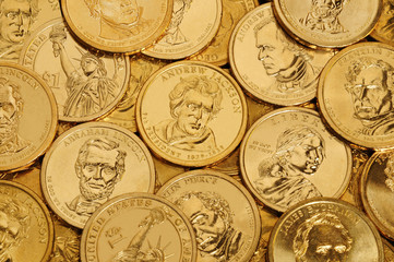 Gold $1 Coins