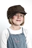 Hübsches Kind im Retro Look