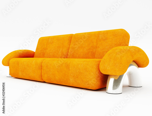 Canap 3d by art3007 royalty free stock photos 32406456 for Canape vector download