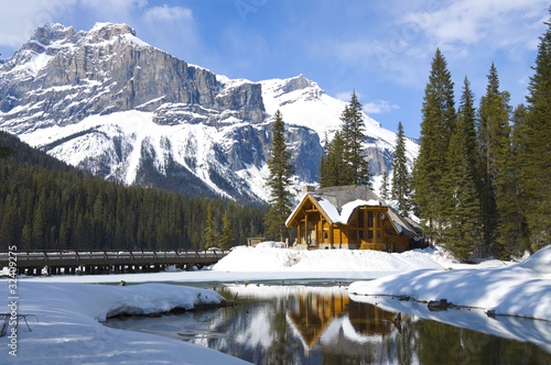 Emerald Lake, Canadian Rockies