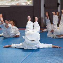 Cours de Judo en Club #2