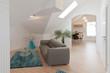 Wohnliche Dachwohnung