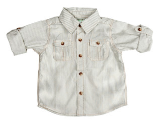 Children's beige shirt