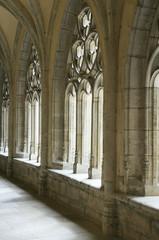 Ambronay cloister