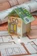 Euro Haus Bauplan