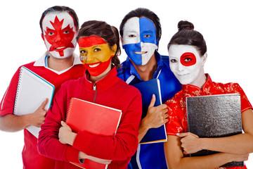 Languages students
