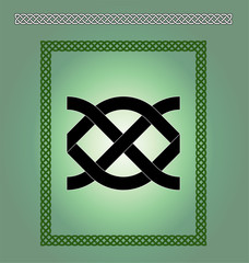 Celtic Knot Pattern 1
