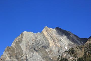 Berge im Vinschgau - Südtirol