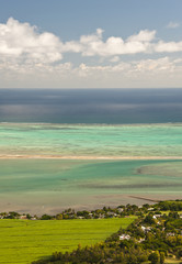 Mauritius: sun, sea,sand and clouds