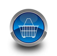 Basket shopping button