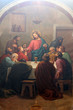 Leinwandbild Motiv Last Supper
