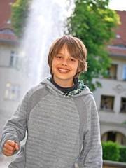 Junge - 11 Jahre alt