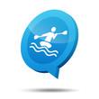 Icono 3d kayak