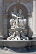 Brunnen bei der Albertina
