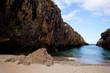 Beach of Nueva de Llanes. Asturias - Spain