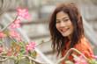 asian thai woman beauty