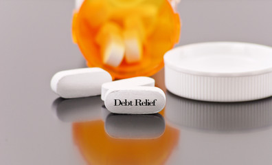 Debt Relief Tablet
