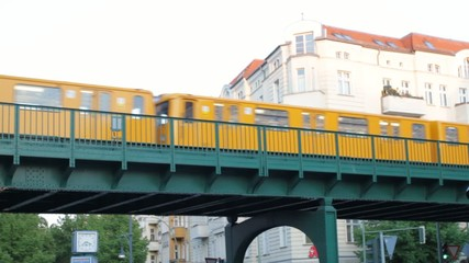 u bahn in berlin