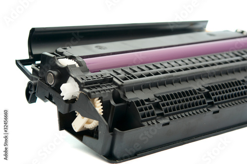 Cartridge for laser printer