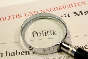 Zeitung Politik