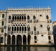 Famous Gothic Palace Ca D