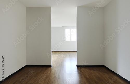 interior, empty room