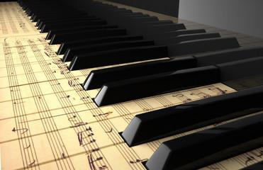 Piano moderno