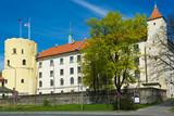 President Palace. Riga, Latvia poster