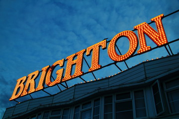 Brighton Pier Lights