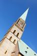 Altstädter Nicolaikirche in Bielefeld, Deutschland