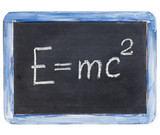 Einstein equation poster