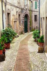 Old Sidewalk © styf