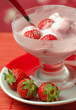 Strawberry mousse - Mousse di fragola