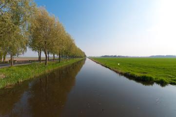 polder ditch