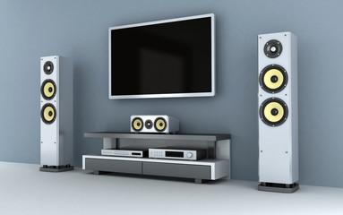 Multimedia-room