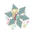 little snowflake fairy
