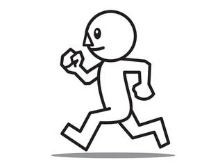 icon 走る ジョギング