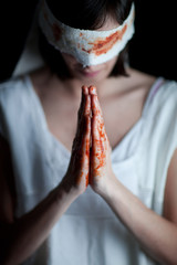 bleeding prayer